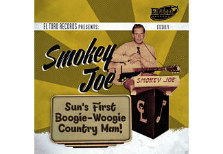 Smokey Joe - Sun's First Boogie-Woogie Country Man! [CD]