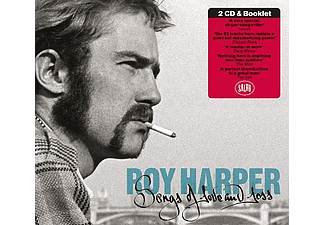 Roy Harper - Songs Of Love And Loss (CD)