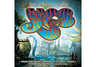 Yes - The Early Years (CD)