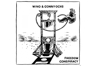 Wino & Conny Ochs - Freedom Conspiracy - (CD)