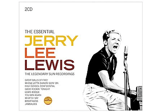Jerry Lee Lewis - The Essential Jerry Lee Lewis (CD)
