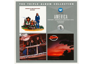 America - The Triple Album Collection - (CD)