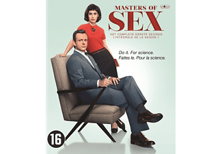 Masters of Sex Seizoen 1 TV-serie