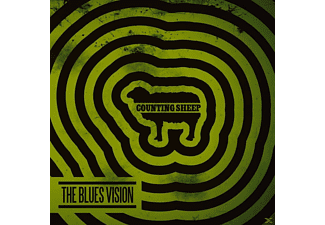 Blues Vision - Counting Sheep - (CD)