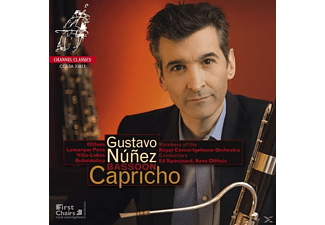 Members of the Royal Concertgebouw Orchestra, Gustavo Nunez - Capricho - (SACD Hybrid)