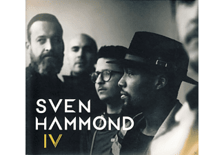 Sven Hammond - IV - (CD)