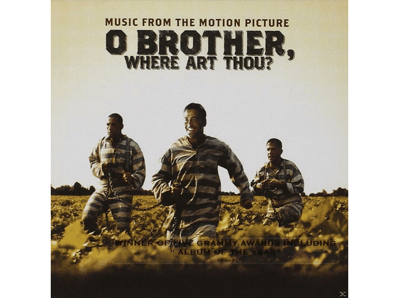 VARIOUS - Oh Brother, Where Art Thou? [CD]
