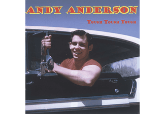 Andy Anderson - Tough Tough Tough - (CD)