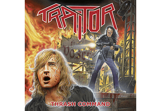 Traitor - Thrash Command & Live-Beyond The Command [CD + DVD Video]