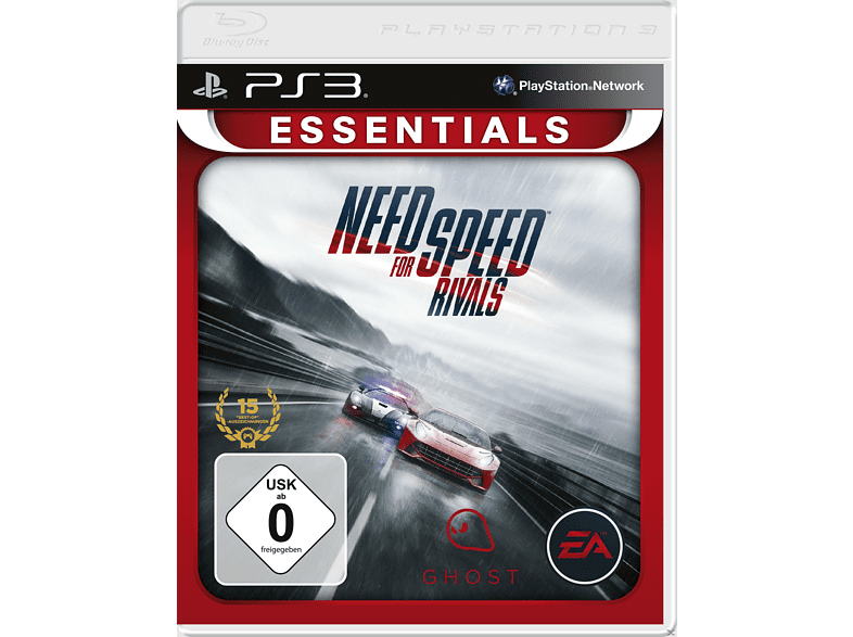 Need for Speed Rivals [PlayStation 3]