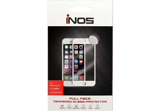 INOS Tempered Glass Full Face 9H 0.33mm Apple iPhone 6 Black (1 τεμ.)