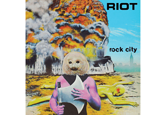 Riot - Rock City - (CD)