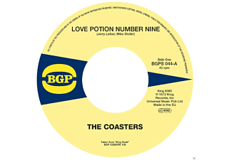 The Coasters - Love Potion Number Nine - (Vinyl)