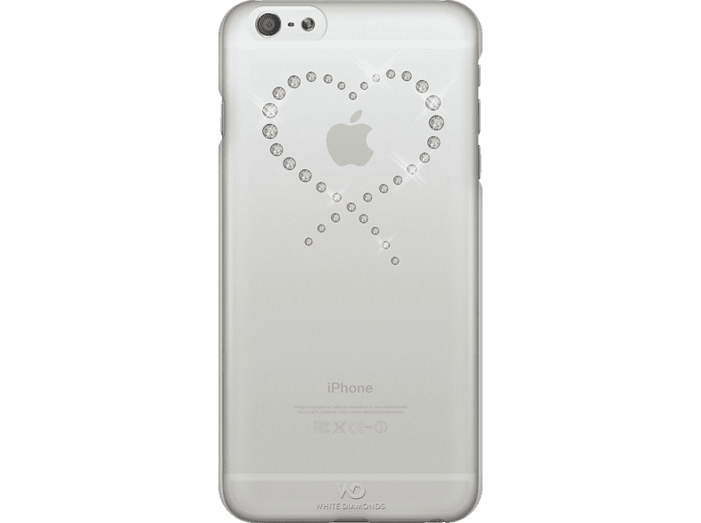 WHITE DIAMONDS  Eternity Backcover Apple iPhone 6 Plus, iPhone 6s Plus Kunststoff Crystal | 04260237636601