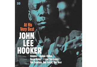 John Lee Hooker - At His Very Best (CD)