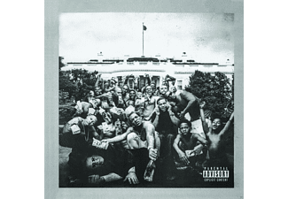 Kendrick Lamar - To Pimp a Butterfly (Limited Edition) CD