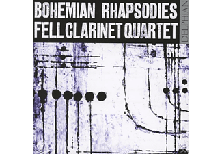 Fell Clarinet Quartet - Bohemian Rhapsodies - (CD)