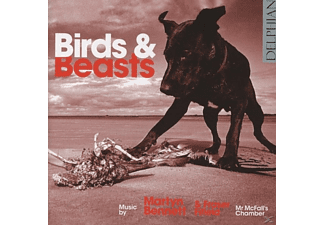 Mr. McFall's Chamber - Birds & Beasts - (CD)