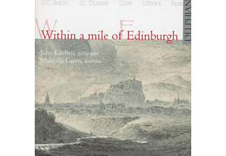 Kitchen,John/Green,Malcolm - Within A Mile Of Edinburgh - (CD)