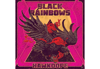 Black Rainbows - Hawkdope - (CD)