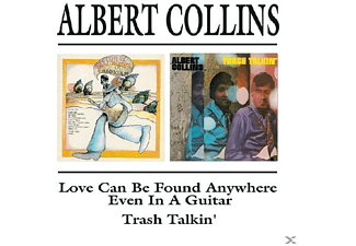 Albert Collins - Love Can Found/Trash Talkin [CD]