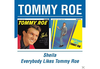 Tommy Roe - Shelia/Everybody Likes Tommy Roe - (CD)