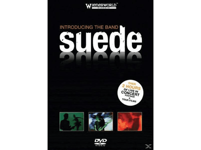 Suede - Introducing The Band [DVD]