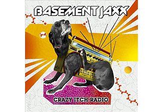 Basement Jaxx - Crazy Itch Radio (Vinyl LP (nagylemez))