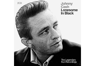 Johnny Cash - Lonesome In Black (CD)