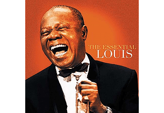 Louis Armstrong - The Essential Louis (CD)