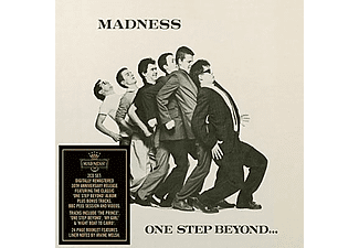 Madness - One Step Beyond… (CD)