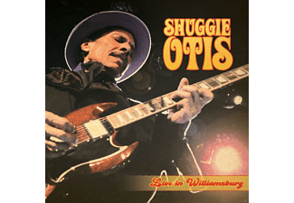 Shuggie Otis - Live In Williamsburg - (CD)