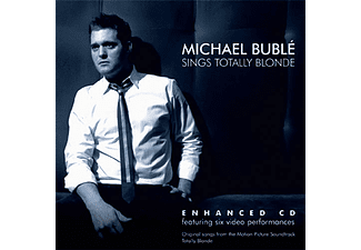 Michael Bublé - Sings Totally Blonde (CD)