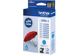 BROTHER LC-225XL Cyaan