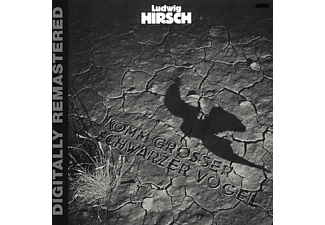Ludwig Hirsch - Komm Grosser Schwarzer Vogel(Digitally Remastered) - (CD)