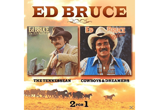 Ed Bruce - Tennessean/Cowboys & Dreamers - (CD)