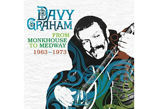 Davy Graham - From Monkhouse To Medway - (CD)