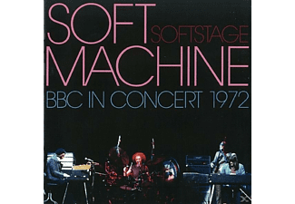 Soft Machine - Soft Stage: BBC In Concert 1972 - (CD)