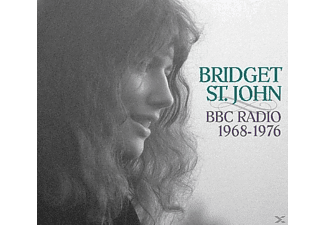 Bridget St. John - BBC Radio 1968-1976 - (CD)