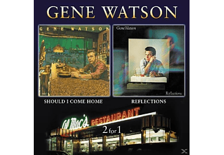 Gene Watson - Reflections & Should I Come Home - (CD)