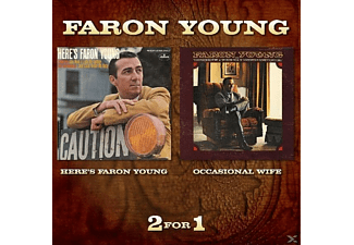 Faron Young - Here's Faron Young & Occasional Wife - (CD)