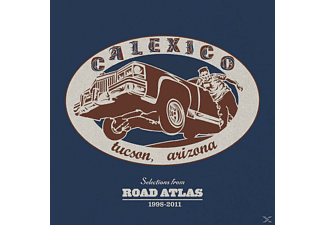 Calexico - Selections From Road Atlas 1998-2011 - (CD)