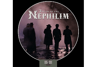 Fields of the Nephilim - Fields of the Nephilim - 5 Albums - Box Set (CD)