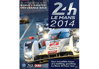 Le Mans 2014 - The Official Review of the World's Greatest Endurance Race - (Blu-ray)