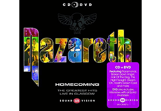 Nazareth - Homecoming (CD + DVD)