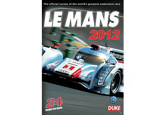 Le Mans 2012 Review - (DVD)