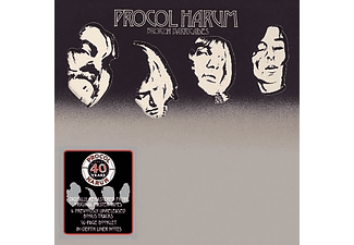 Procol Harum - Broken Barricades (CD)