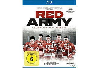 Red Army - (Blu-ray)