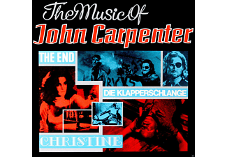 The Splash Band - The Music Of John Carpenter - (Vinyl)