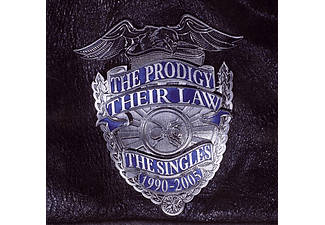 The Prodigy - Their Law-The Singles 1990-2005 - Best Of (CD)